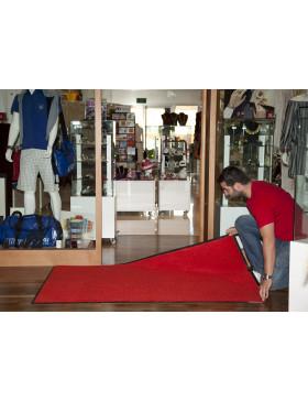 Servicio de alfombras monocolor