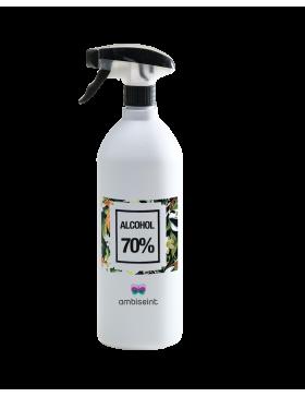 Mezcla Alcohol -70- 1 Litro